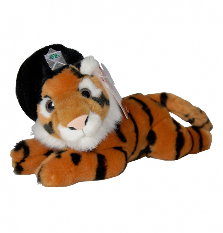 Tiger Tim Cuddly Toy